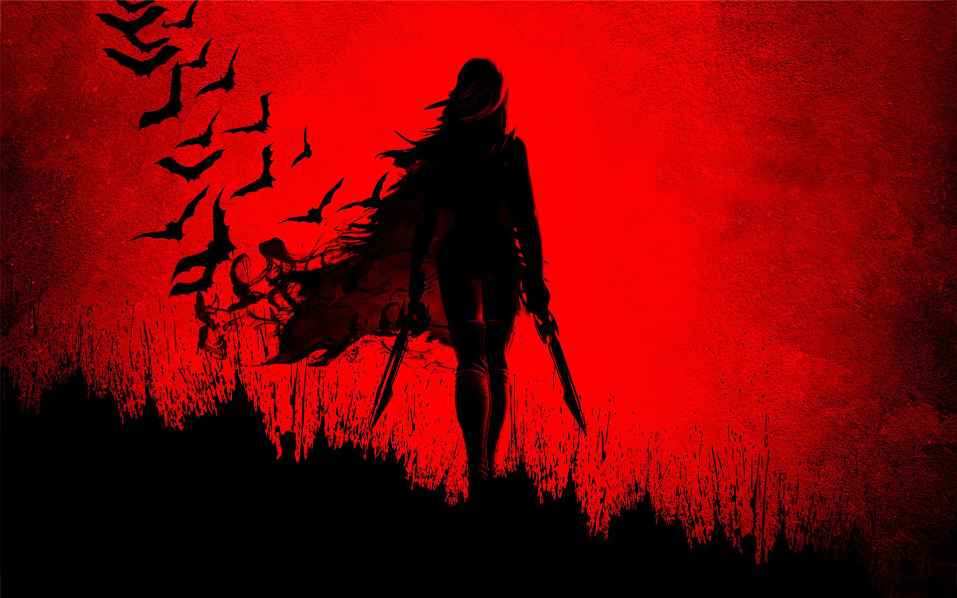 Blade girl shadow Wallpapers Pictures Photos Images · «
