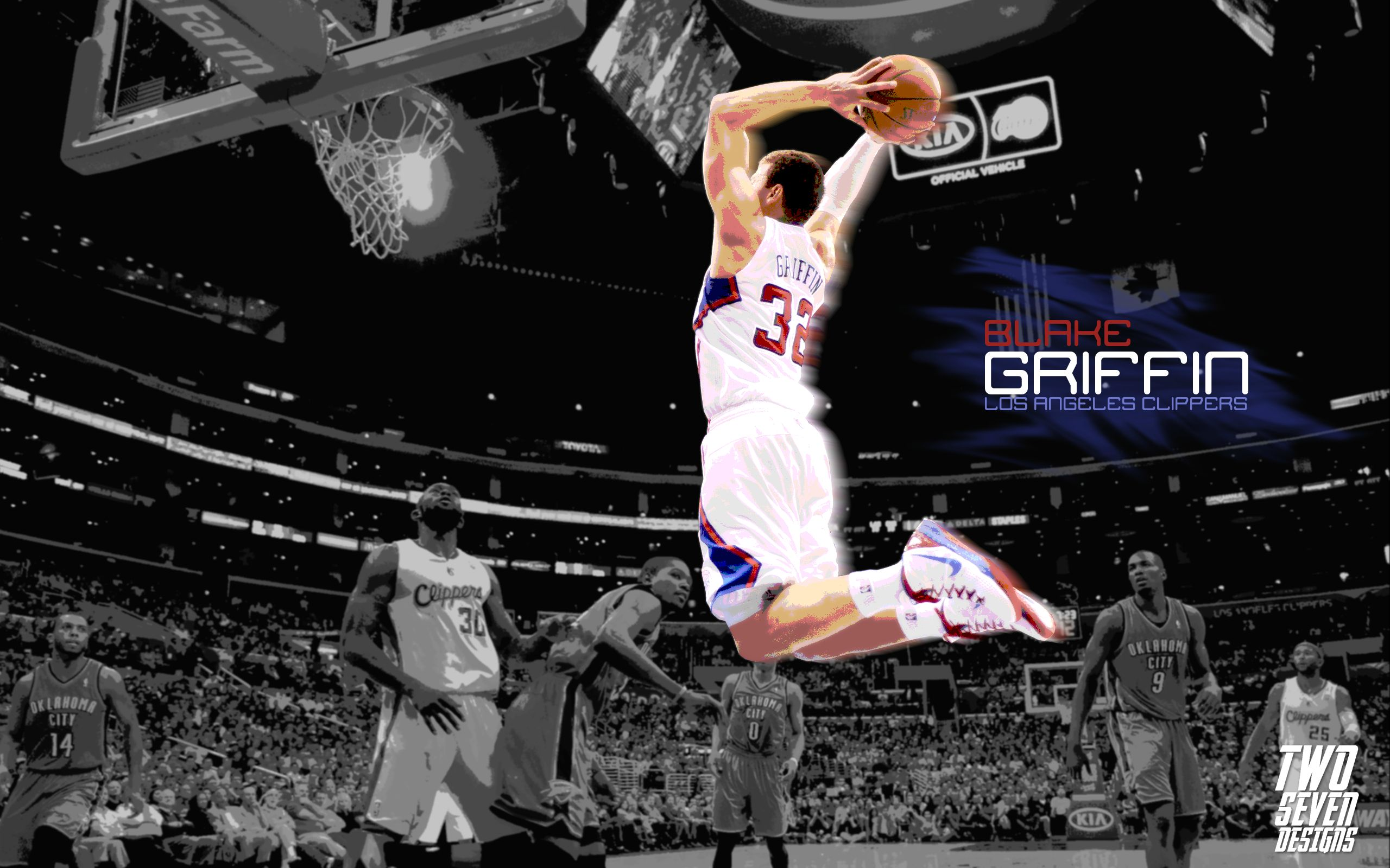 blake griffin wallpaper | 2560x1600 | #6133