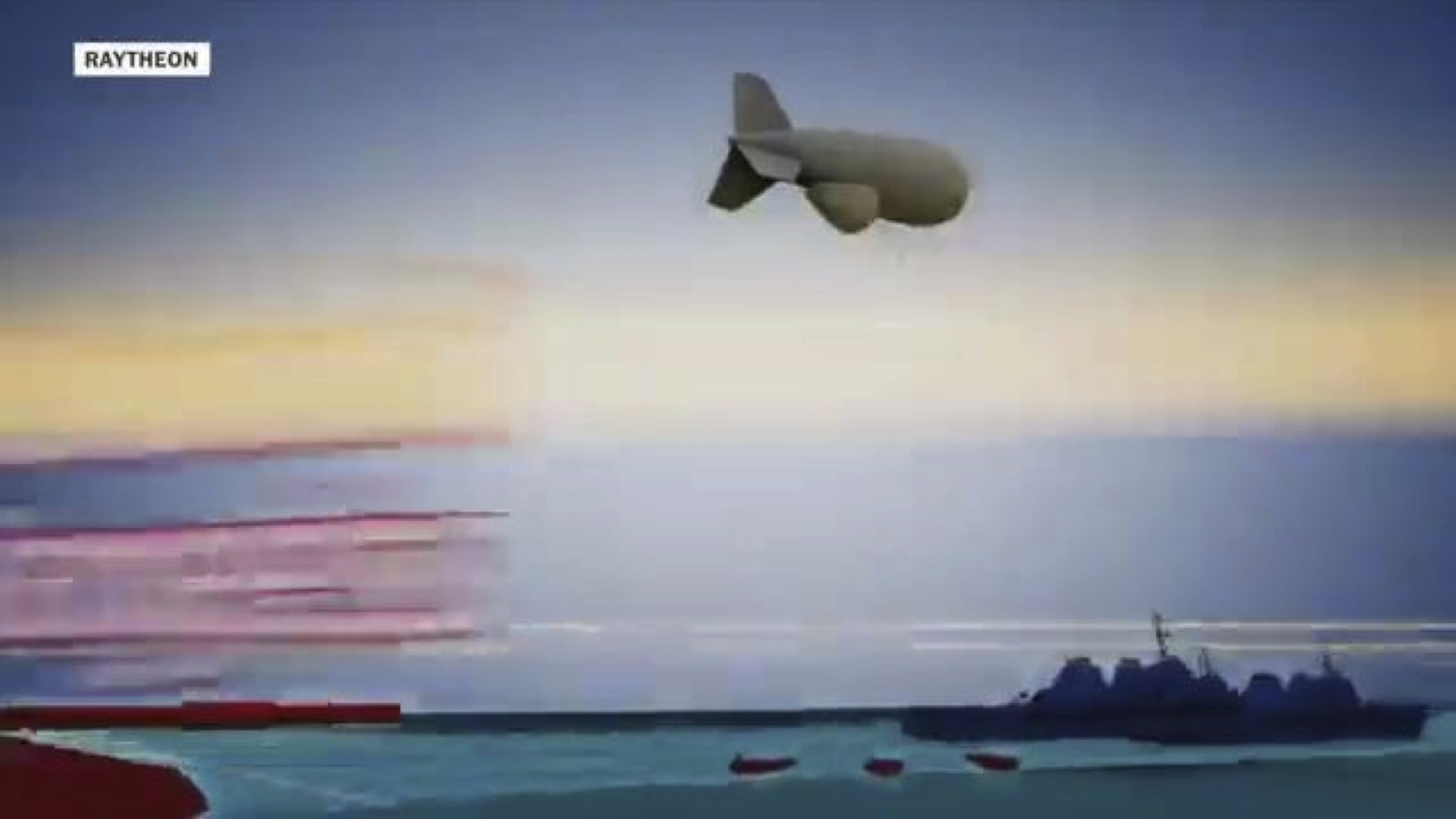 Why Is A Gigantic War-Blimp About To Fly Above the Skies Of Suburban Baltimore? | Zero Hedge