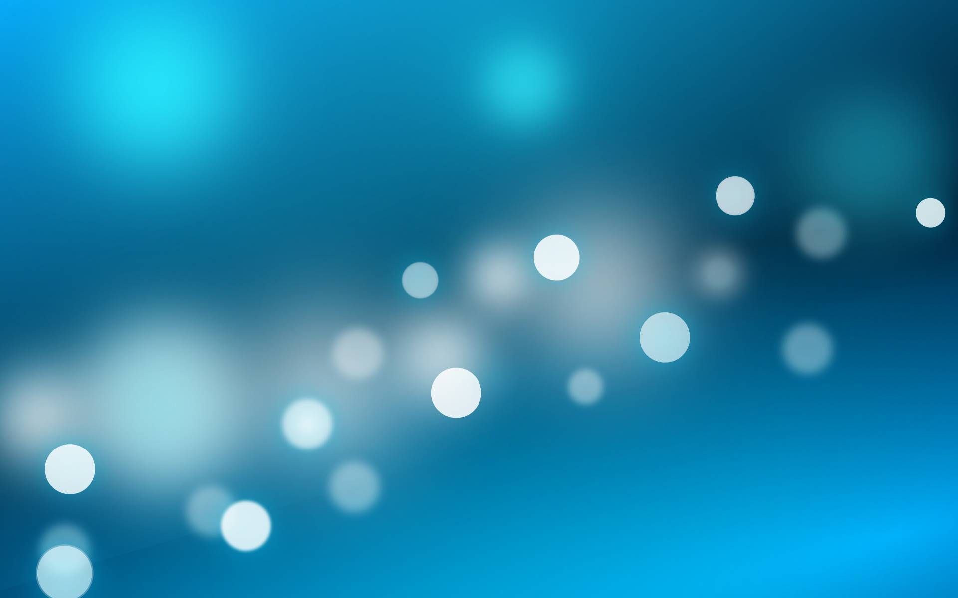 Abstract blue bokeh wallpaper HQ WALLPAPER - (#46)