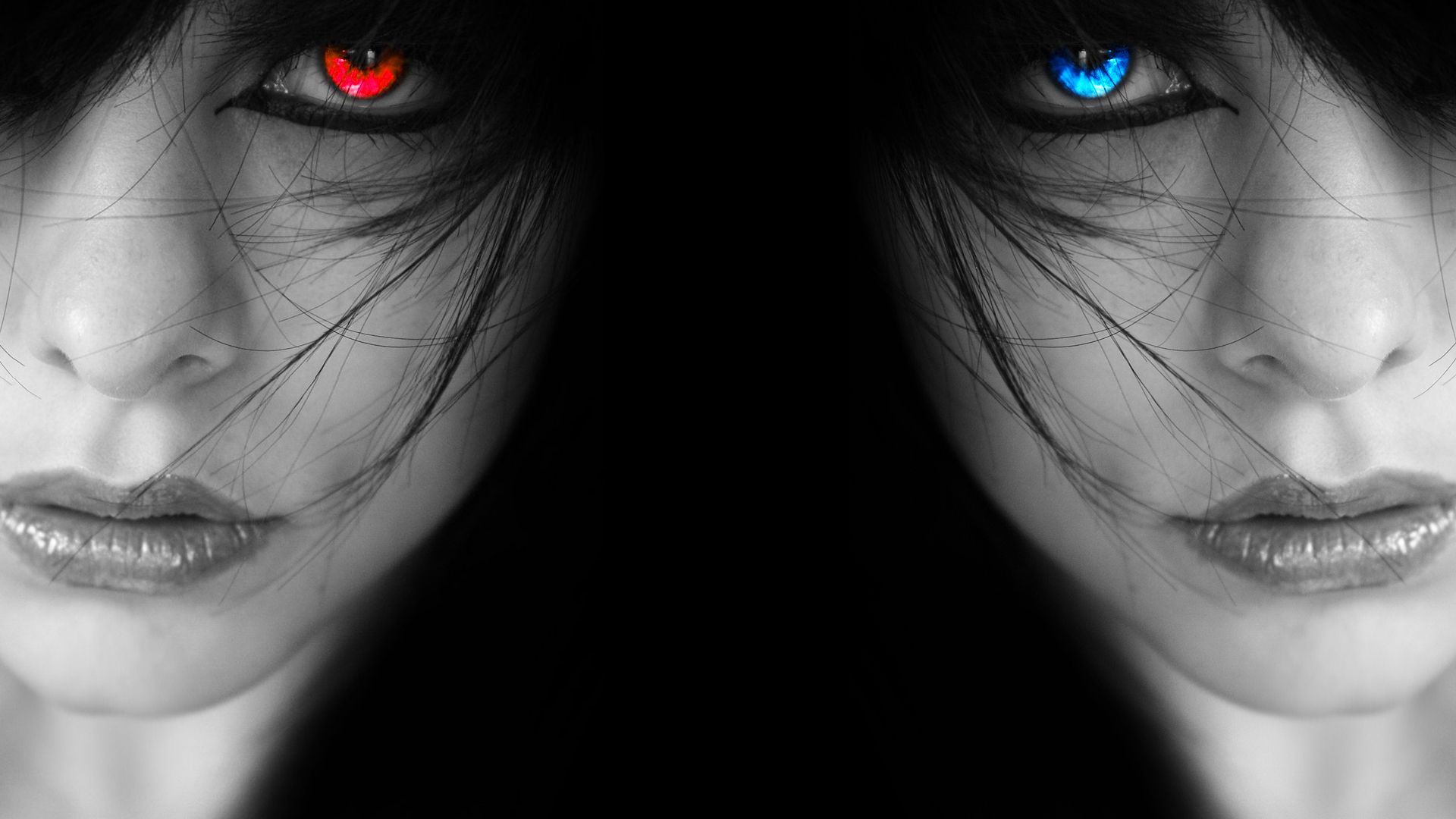 Blue Eye Wallpaper