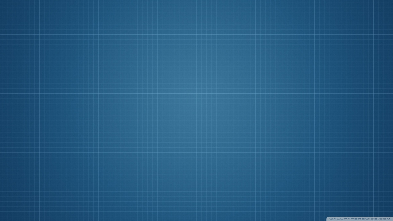 Blue Grid Wallpaper