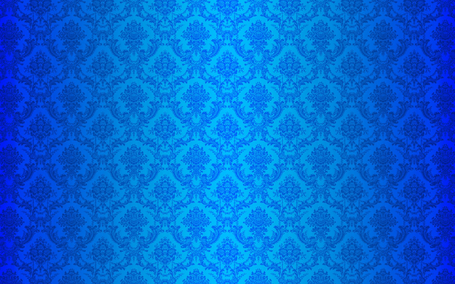 Blue Pattern Background