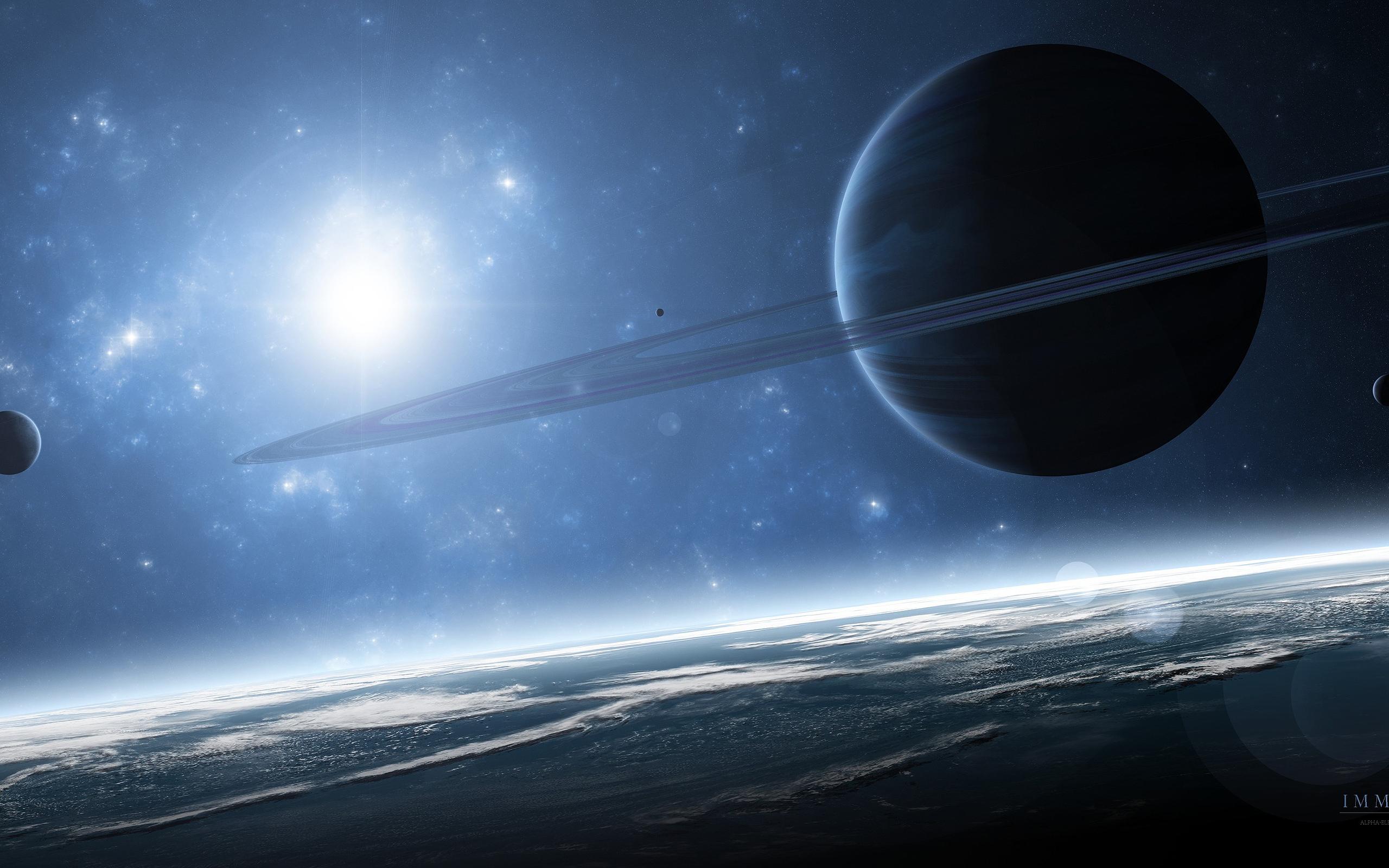 Blue Planet Art
