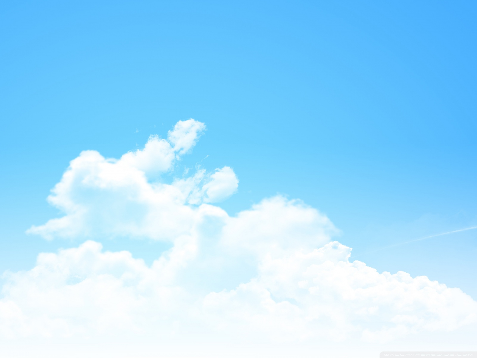View and Download Blue Sky Wallpapers ...