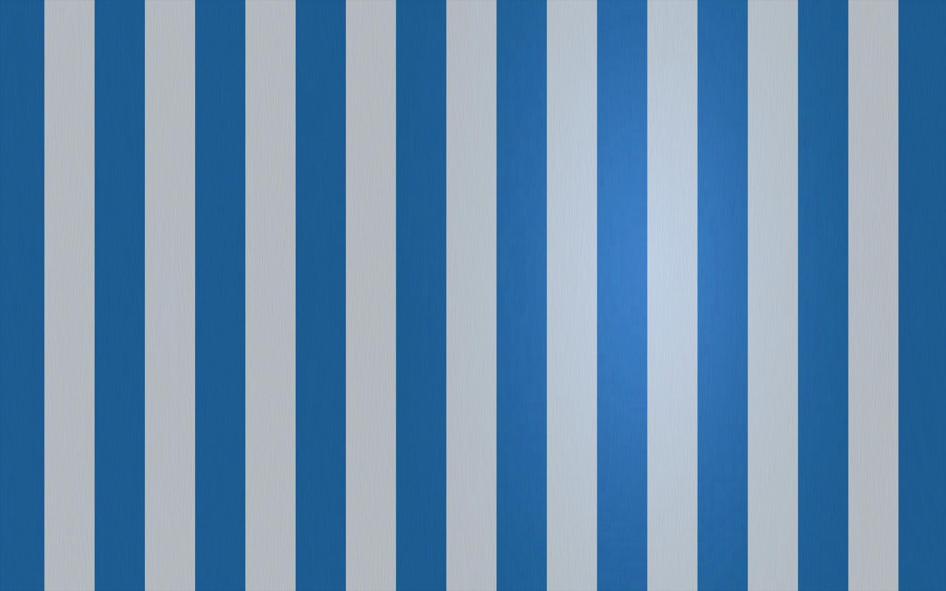 Blue Stripes Wallpaper 46464