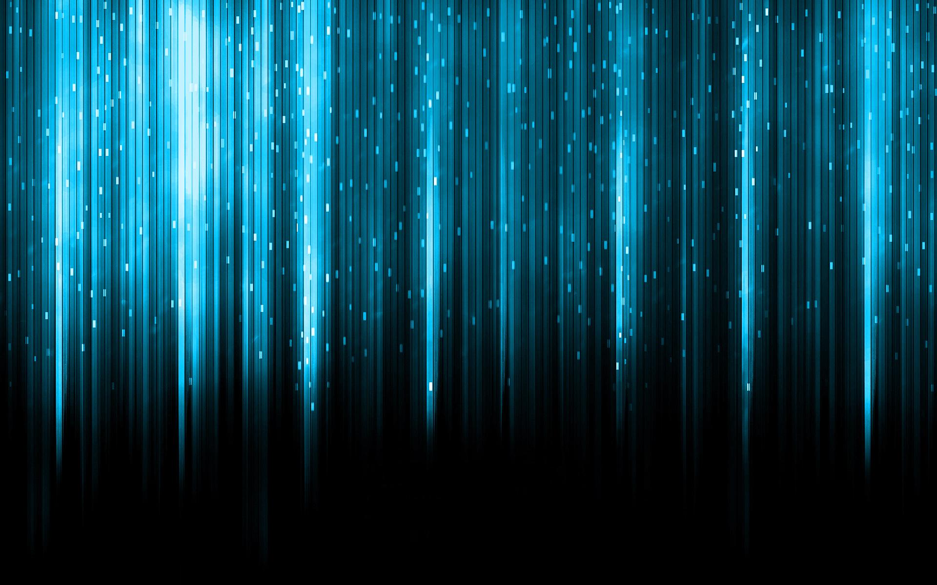 ... Blue Wallpaper ...