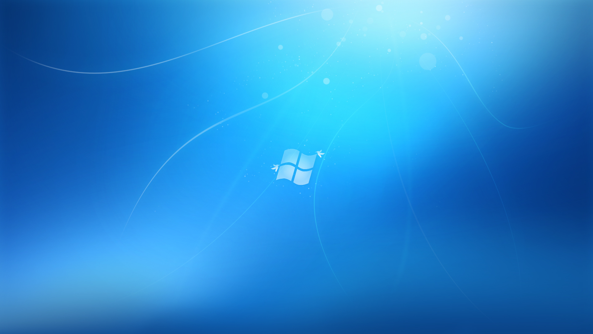 Windows 7 Blue 1080p HD