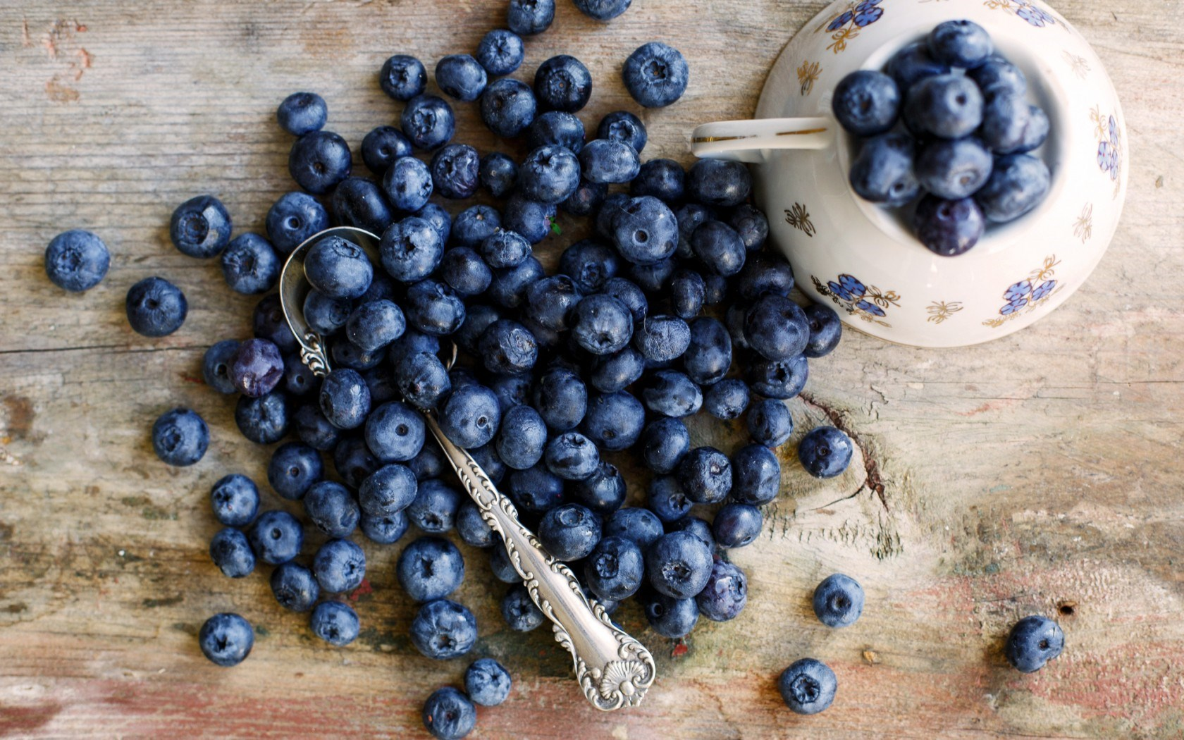 Blueberry Berry Spoon