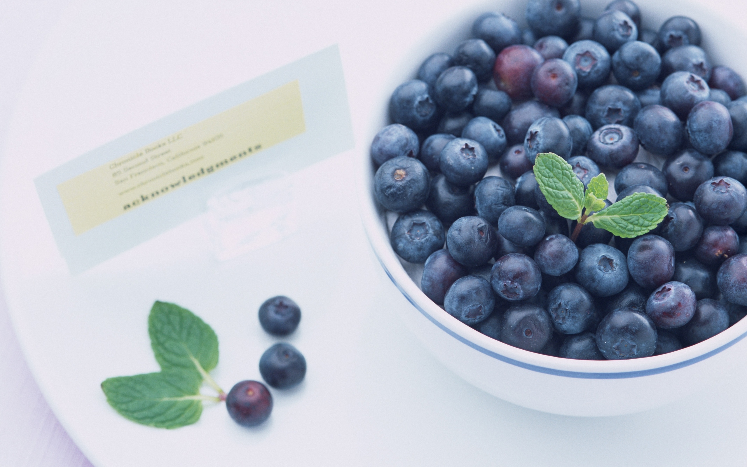 HD Wallpaper | Background ID:341965. 2560x1600 Food Blueberry