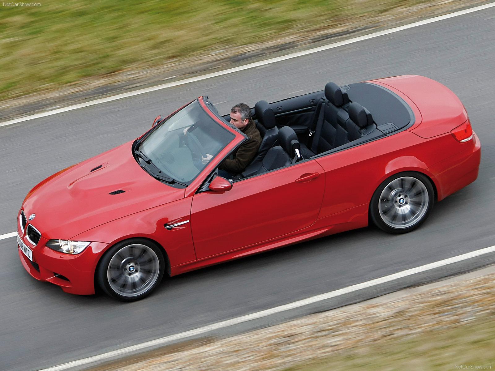 BMW M3 Cabrio photo 07