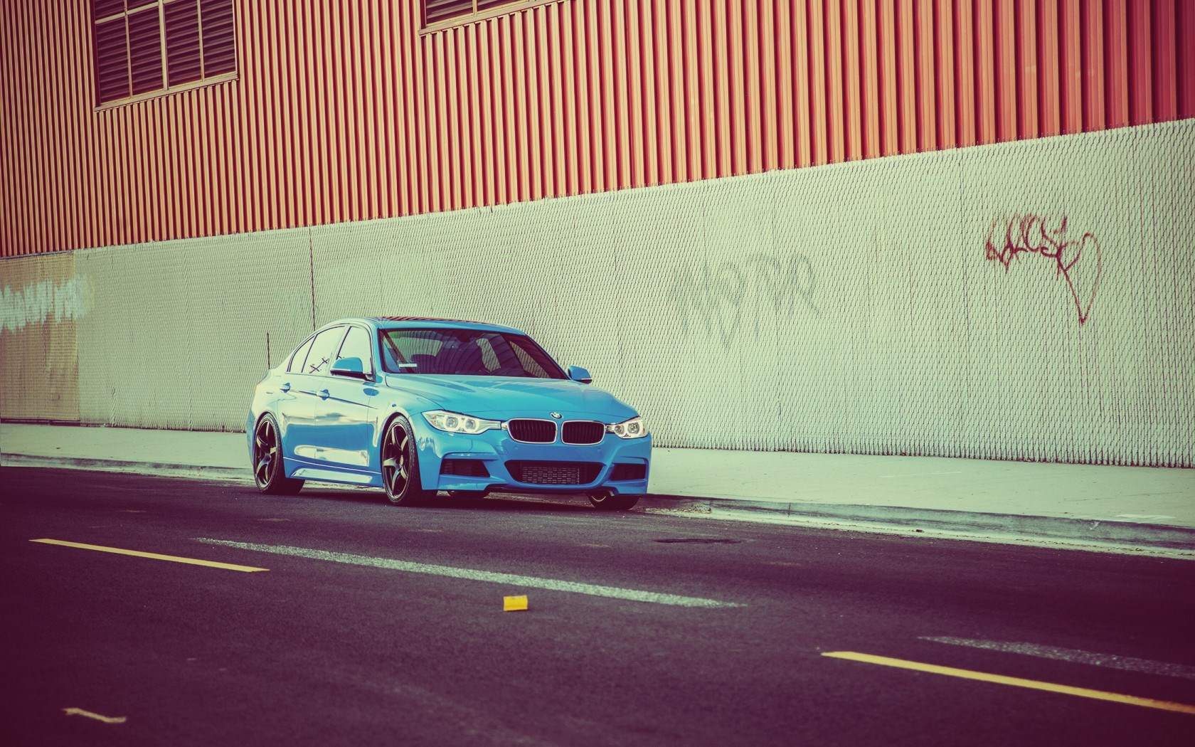 BMW 328i Street Car Tuning