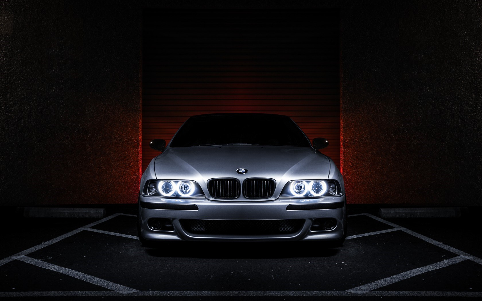 BMW 5 Series E39 540i Car