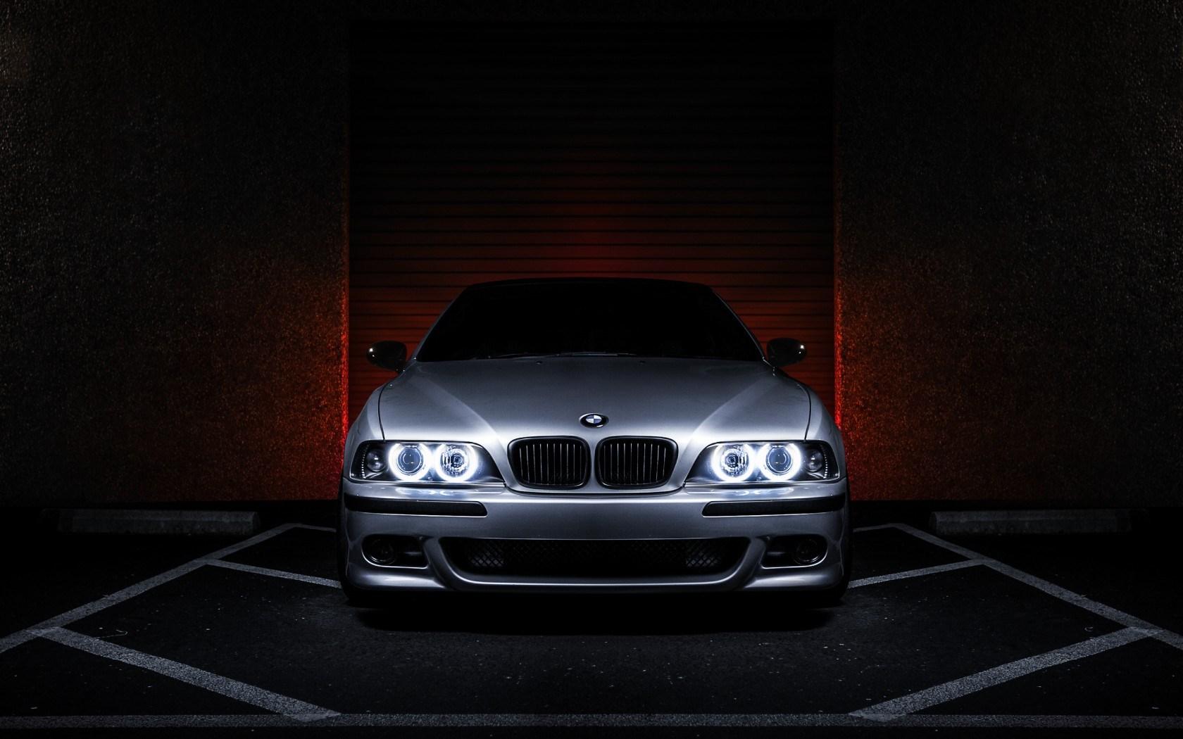 BMW 5 Series E39 540i Car