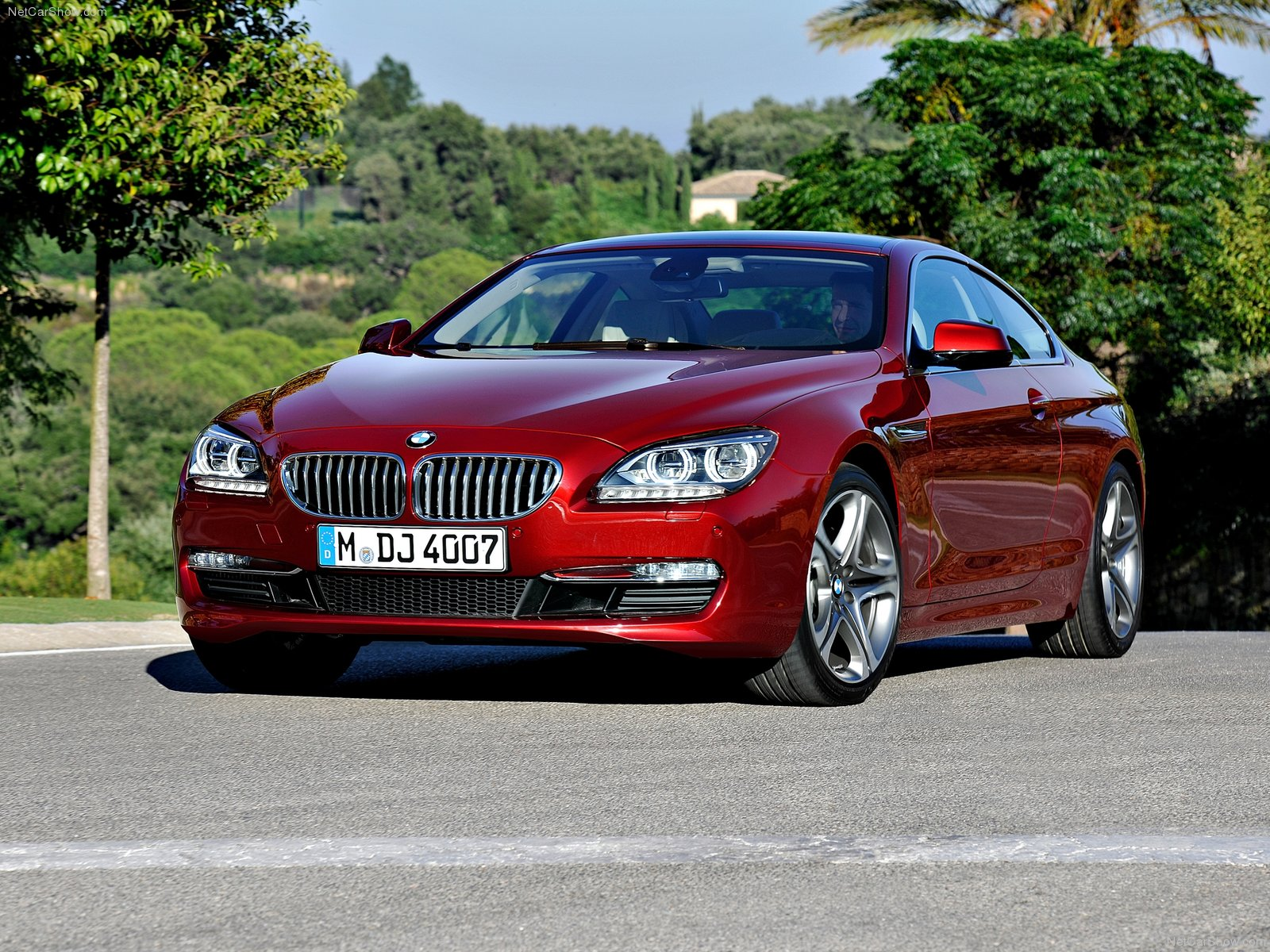 BMW 6-series F12 photo #78697