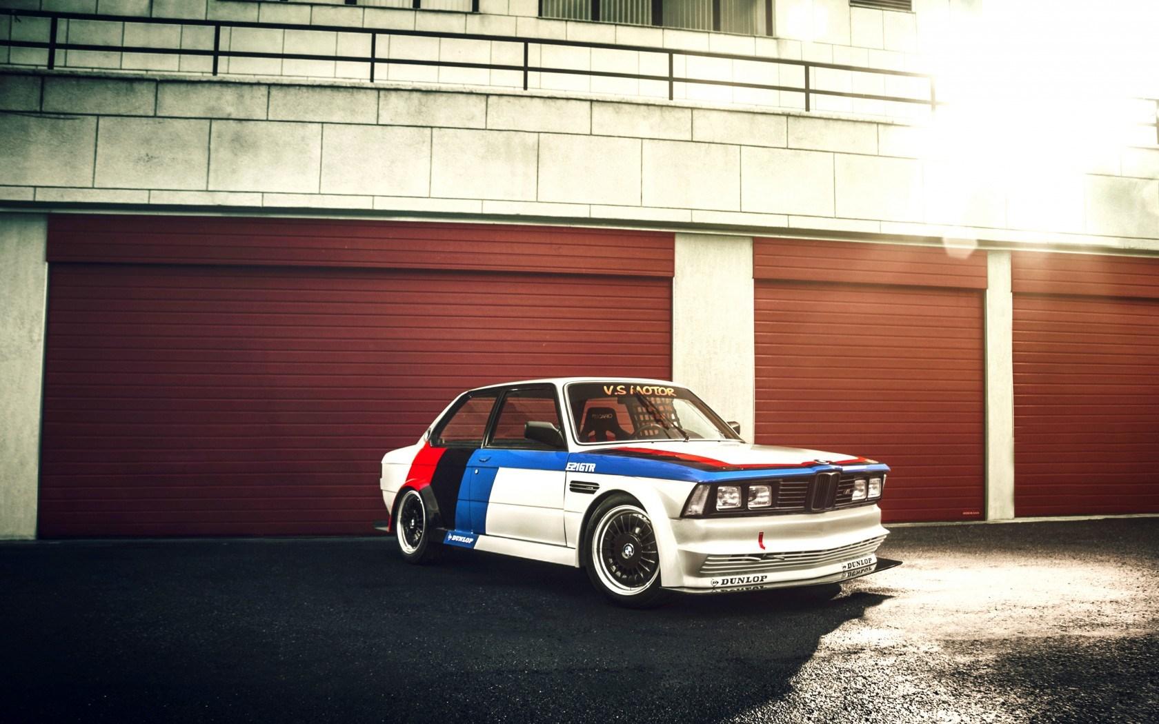 BMW E21 GTR Race Car