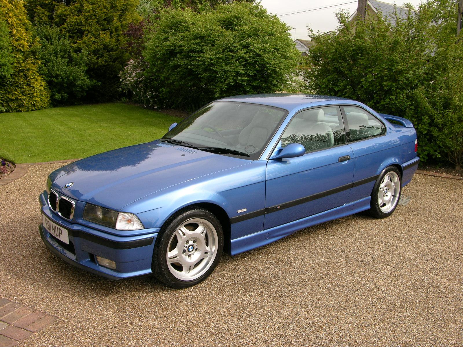 BMW E36 M3 Photo