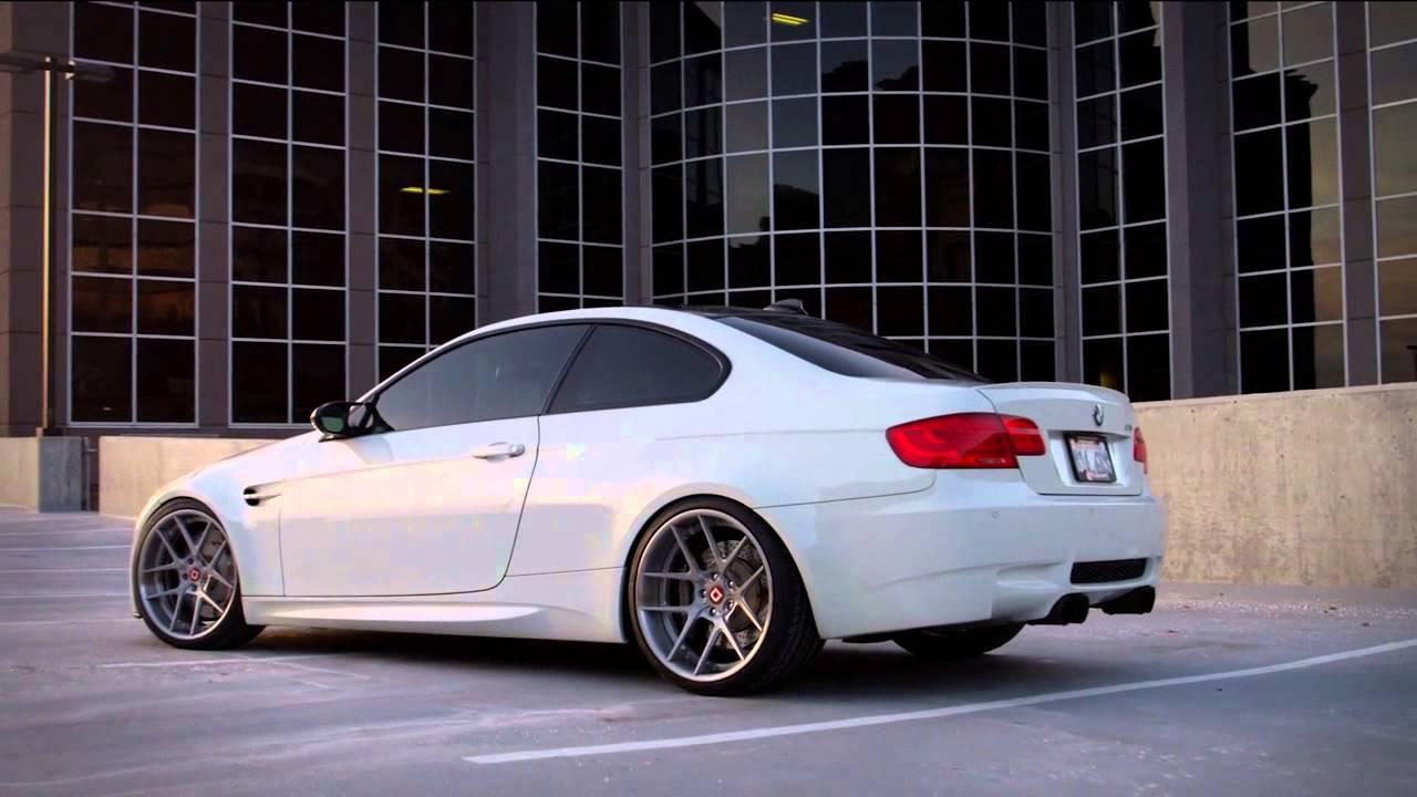 BMW E92 M3 on CRS-X Klassen iD Wheels