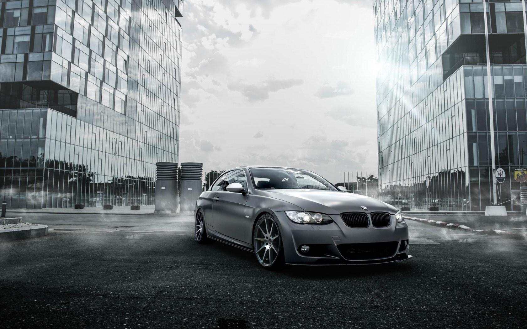 BMW E93 City Car Front