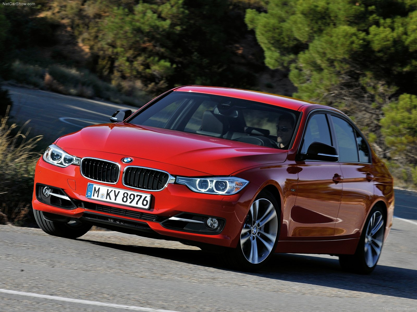 Bmw F30 3 Series Wallpaper 1600x1200 16146