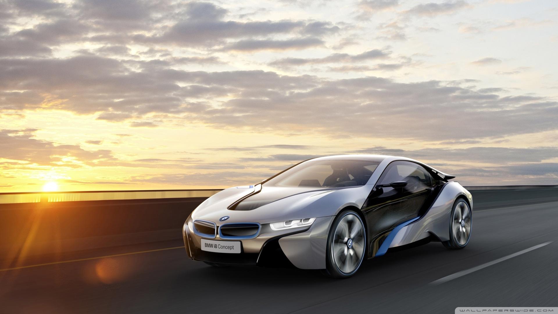 BMW i8 Wallpaper