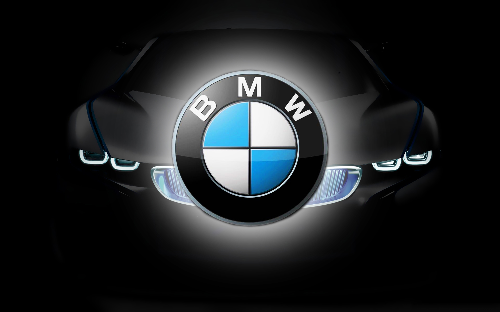 BMW Logo HD Wallpaper-0