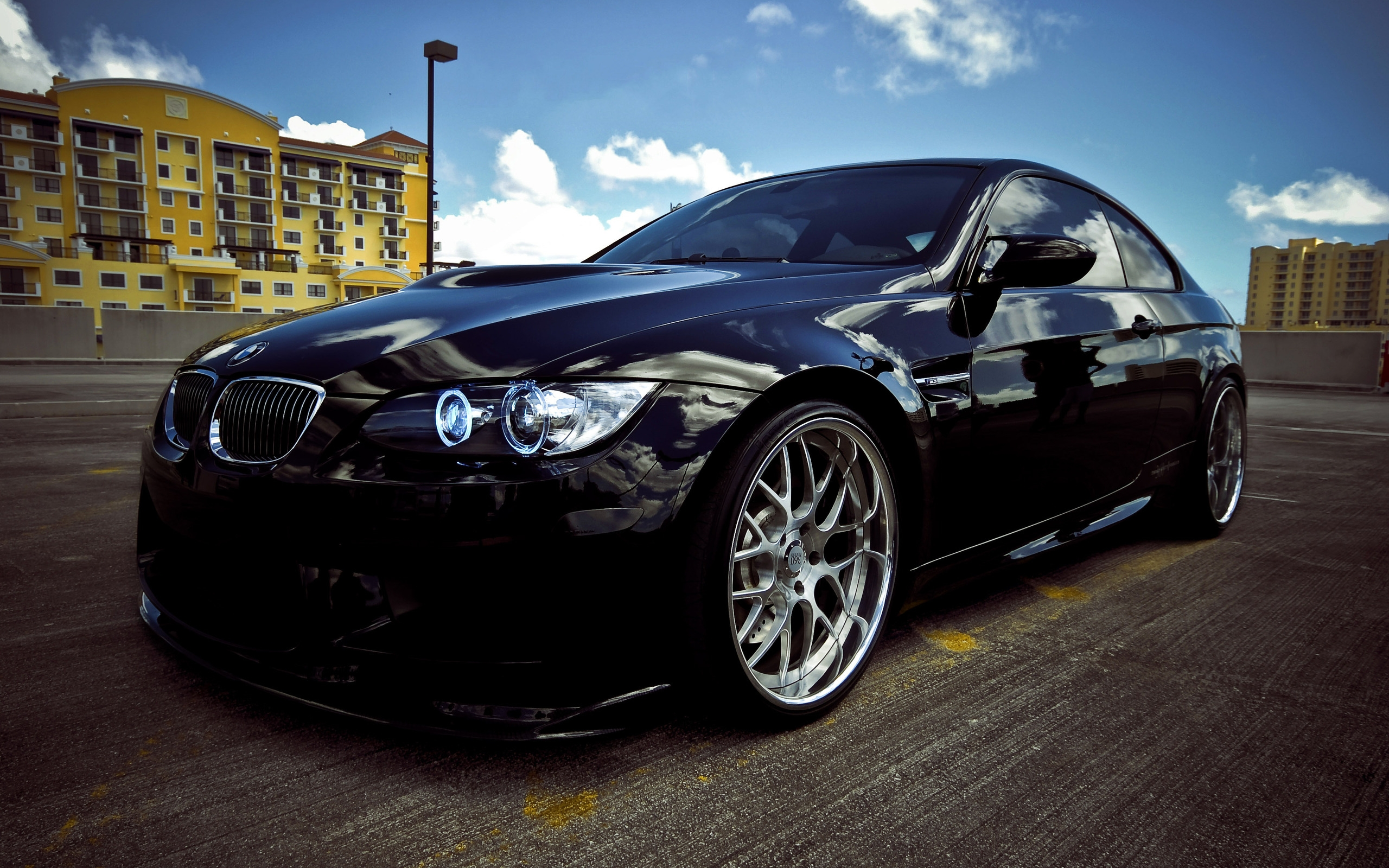 BMW M3 Dark Black