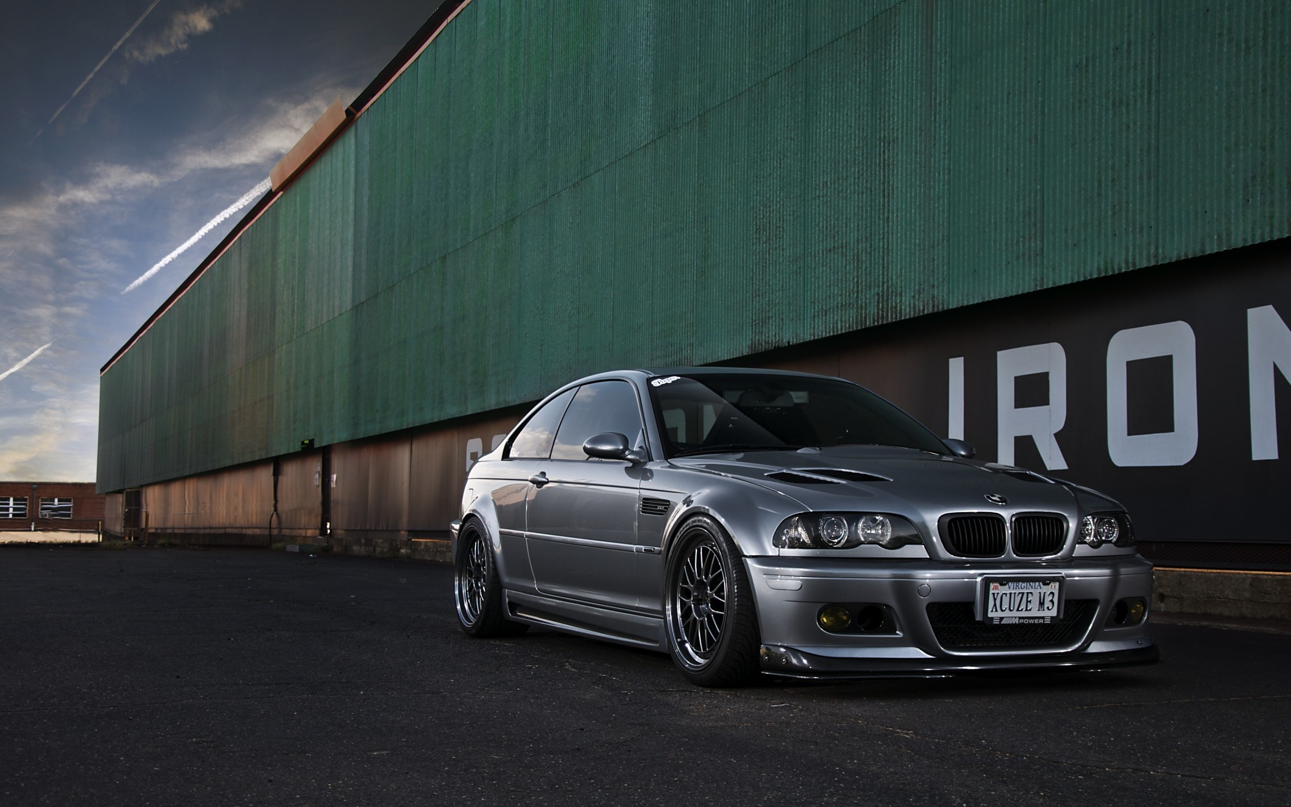 BMW M3 E46 Buildings