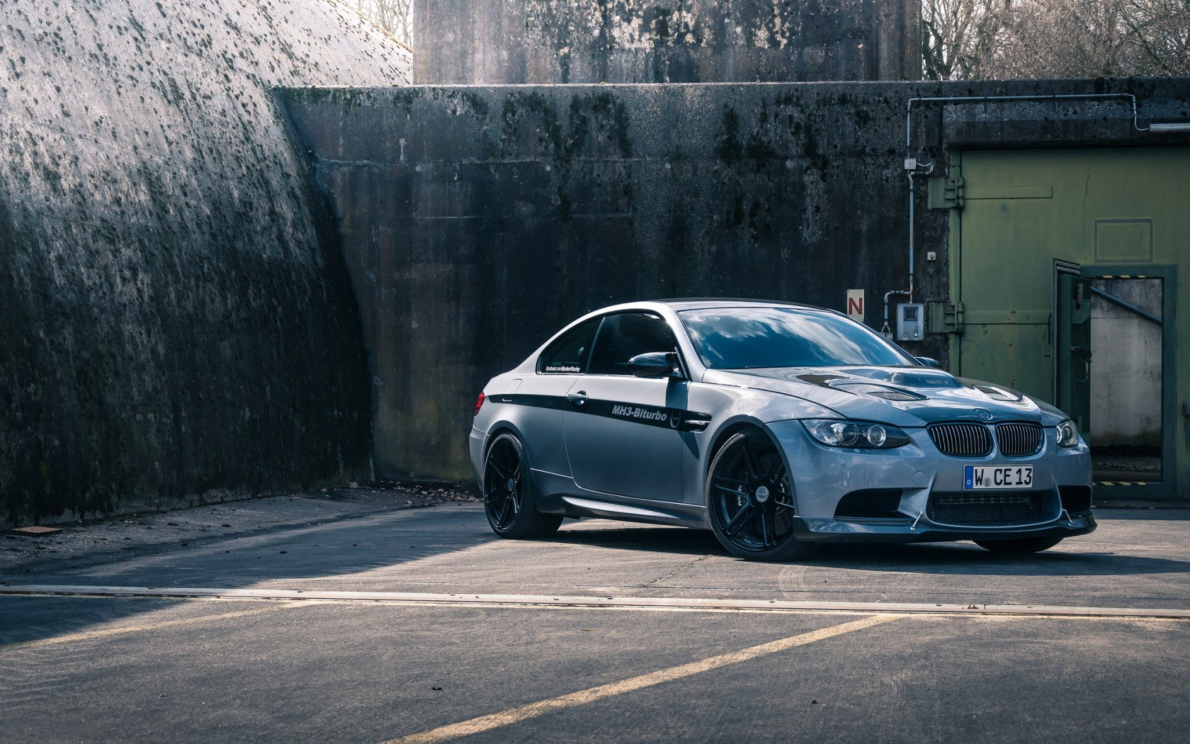 BMW M3 E92 Coupe Car Tuning