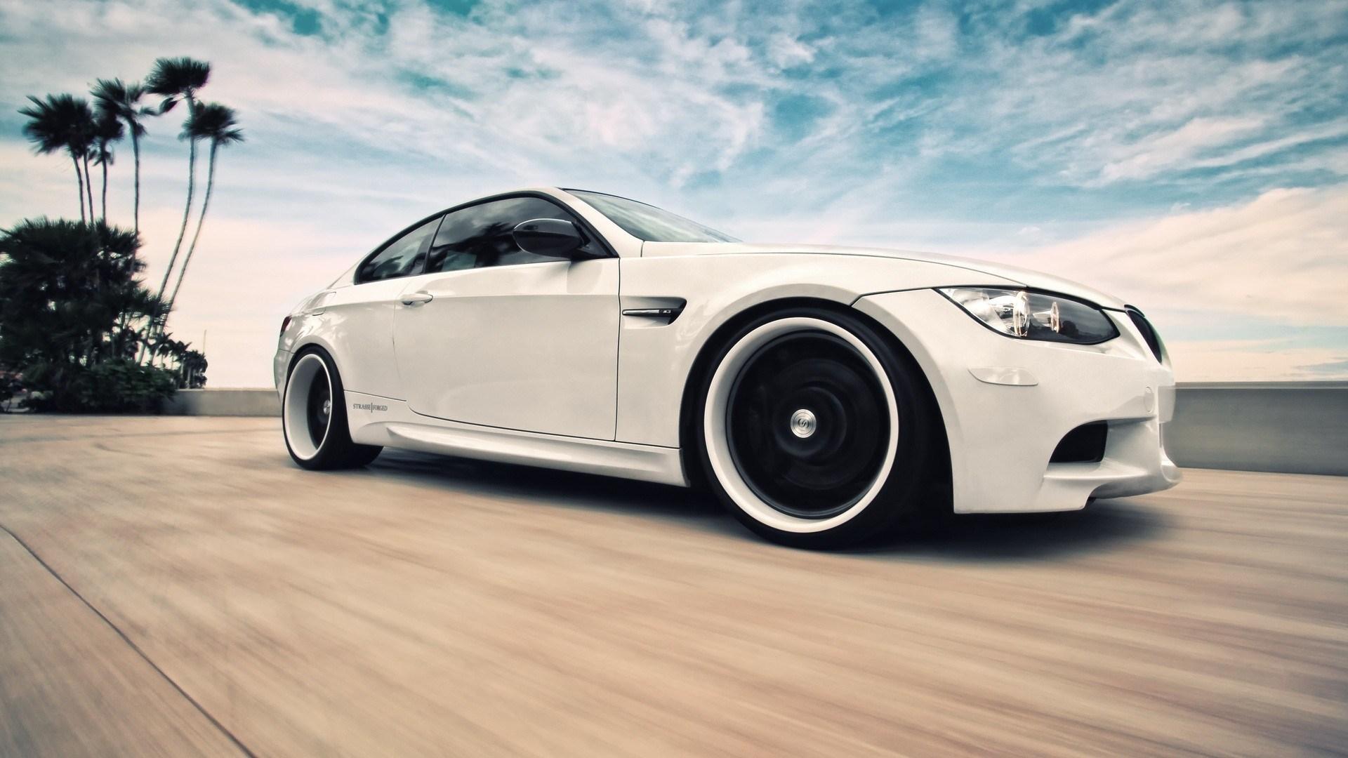 BMW M3 E92 Speed Highway