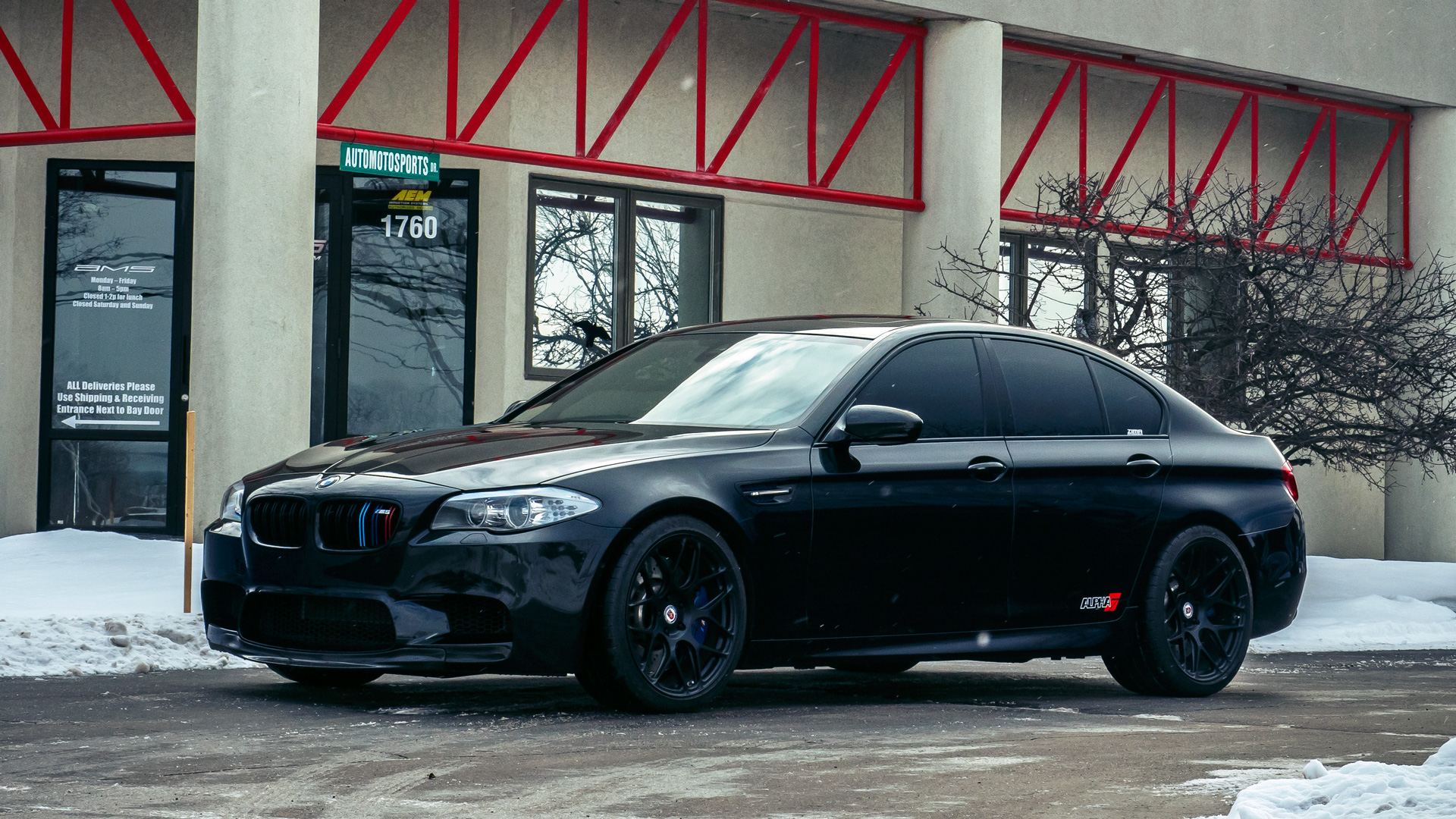BIG tuning news for BMW M5 (F10) Owners. . . very BIG NEWS