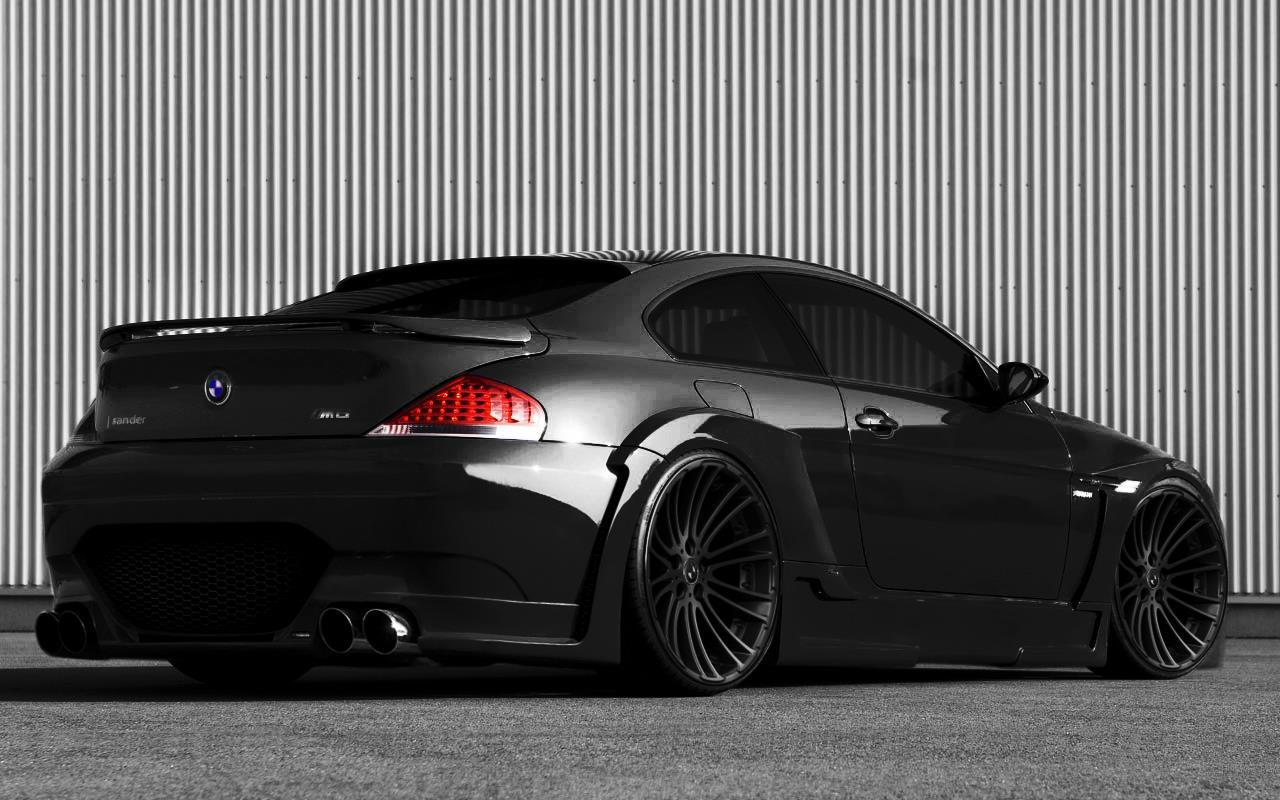 BMW M6 Car