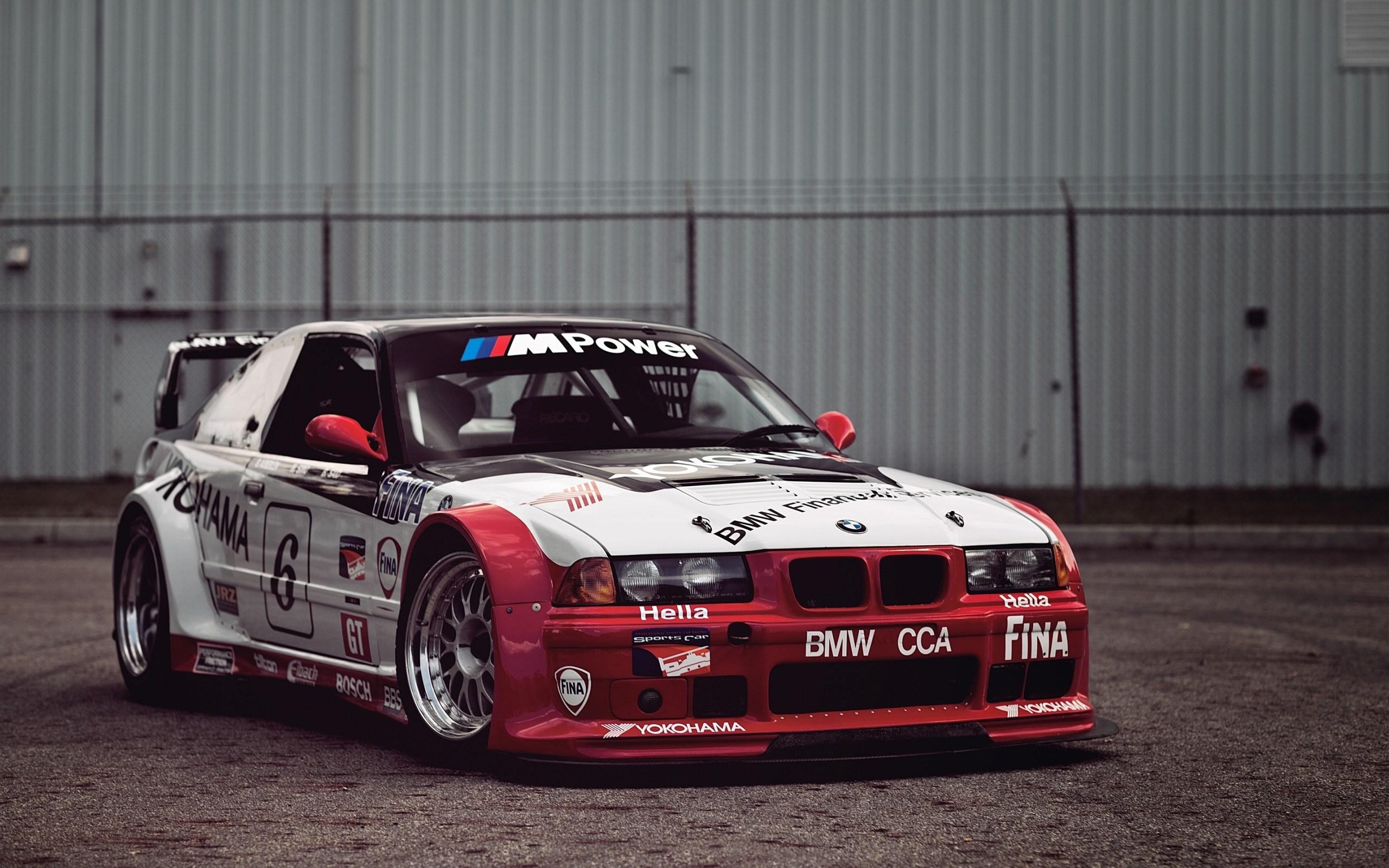 BMW PTG M3 E36 GTS-2 Sport Car