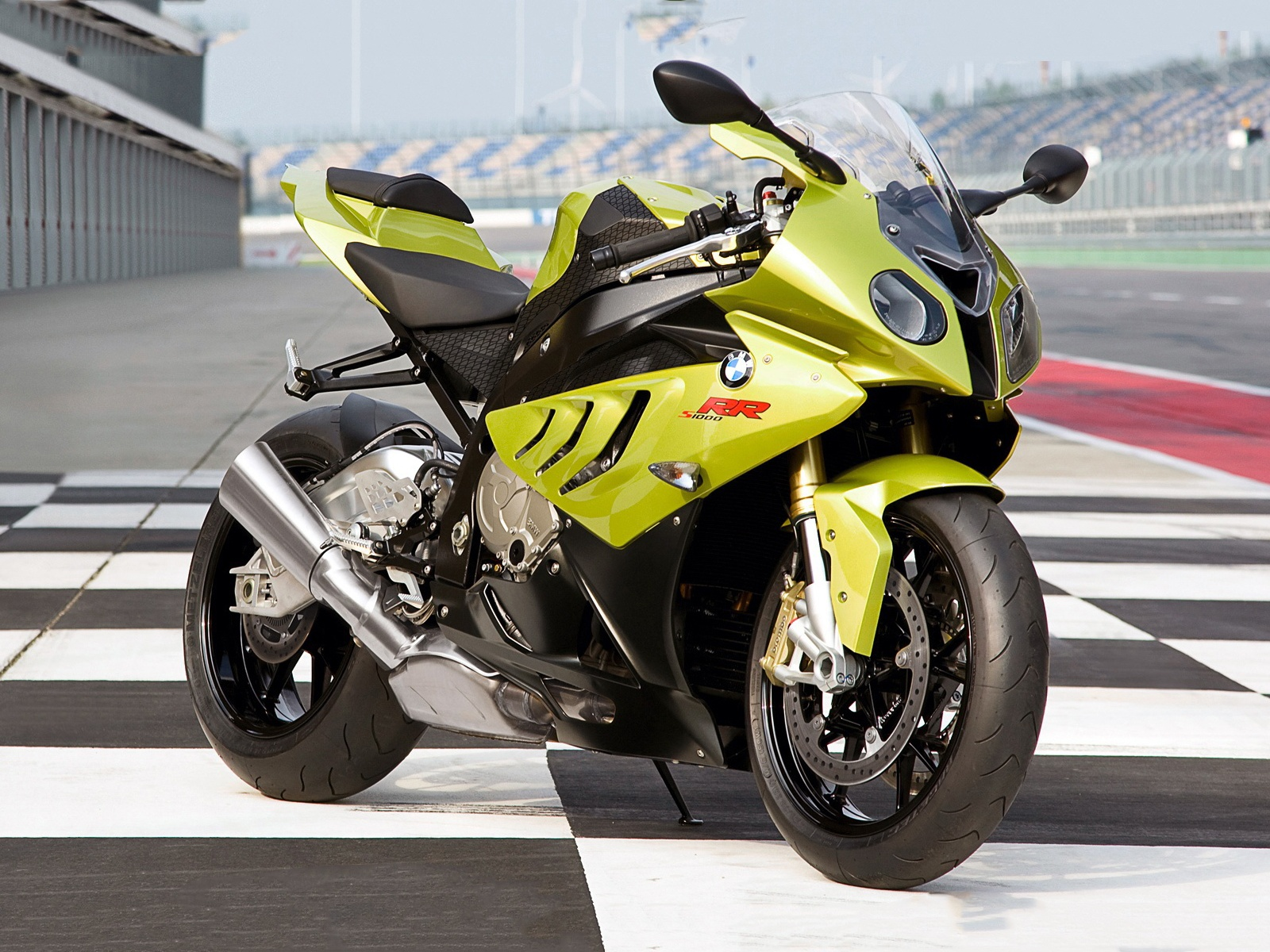 BMW S1000RR Green