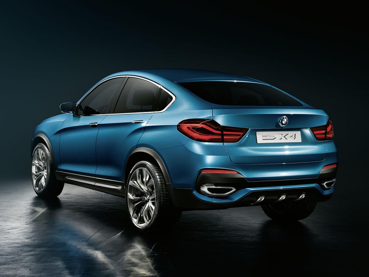 BMW X4 Concept1