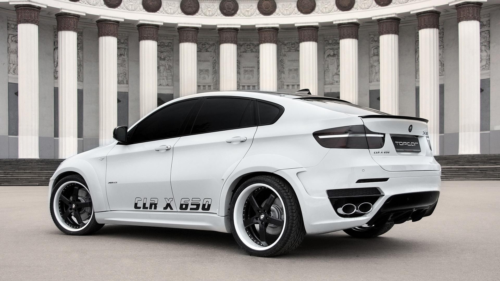 BMW X6 Car Tuning