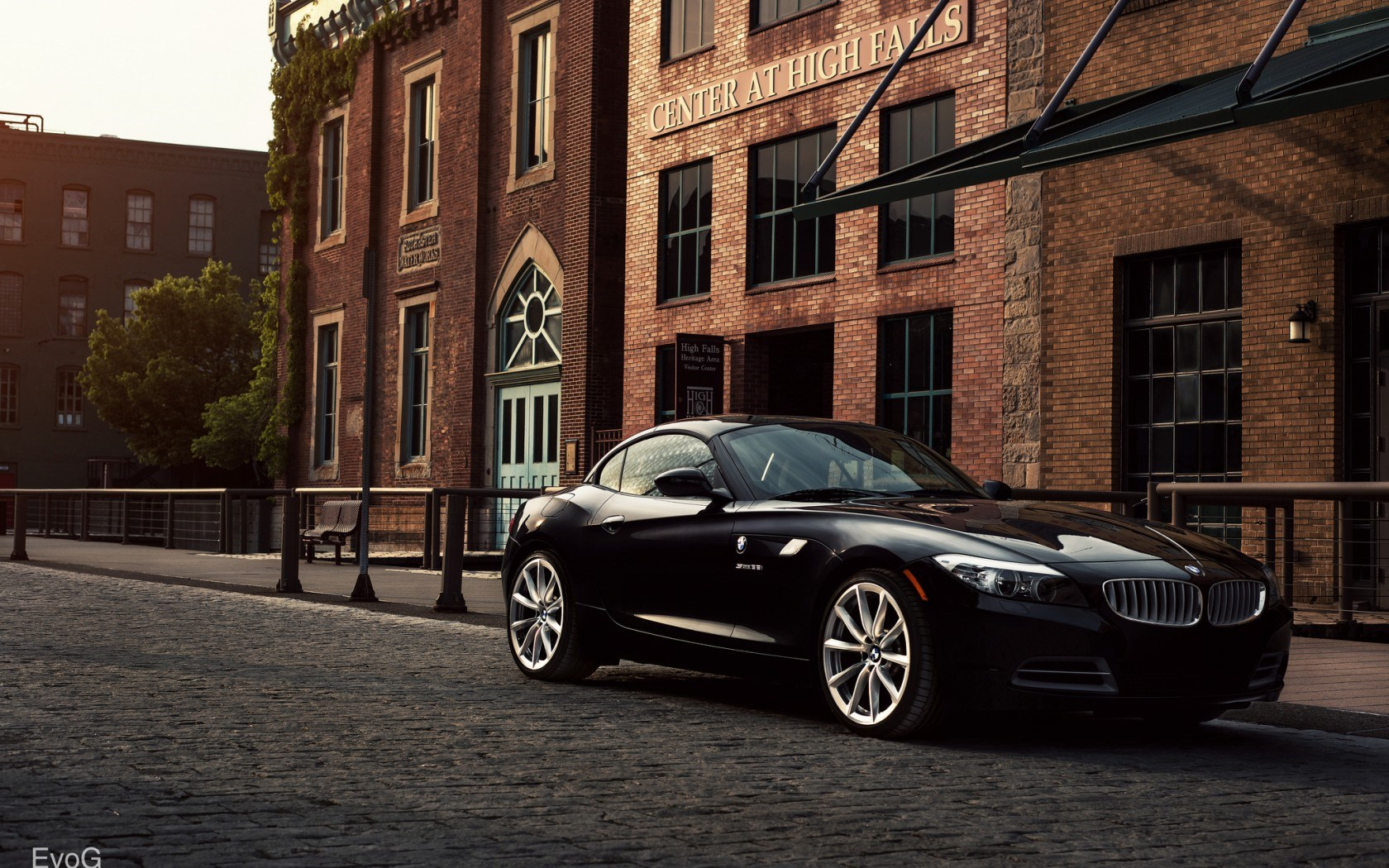 BMW Z4 E89 sDrive 35i Black City