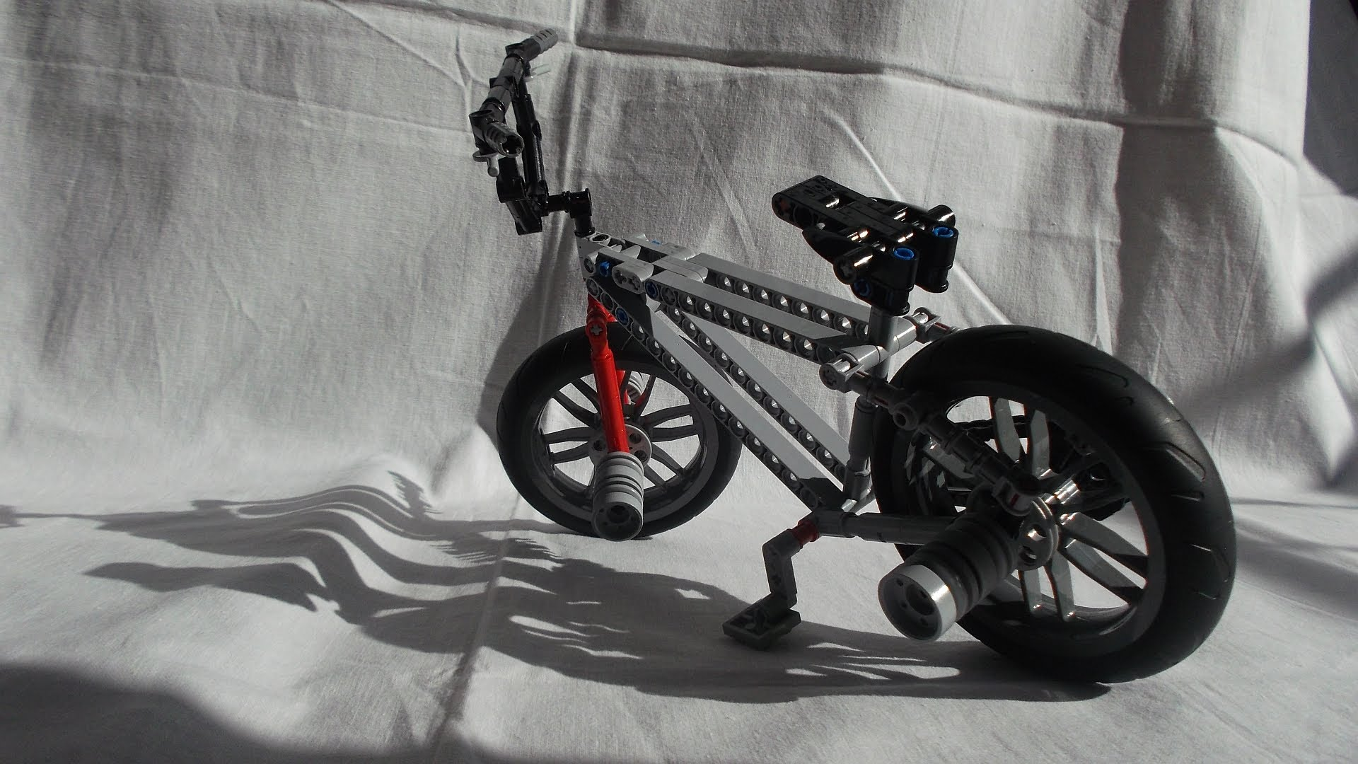 Lego Technic Bmx Bike