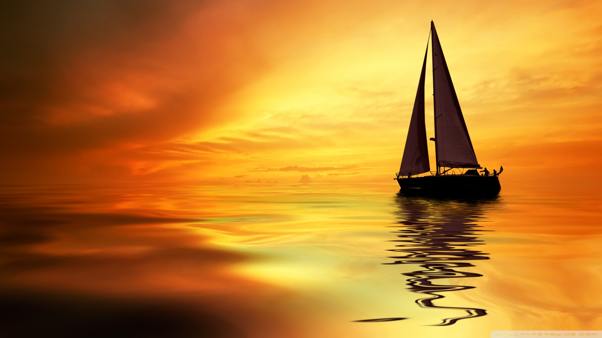 Boat Wallpaper 1920x1080 39188