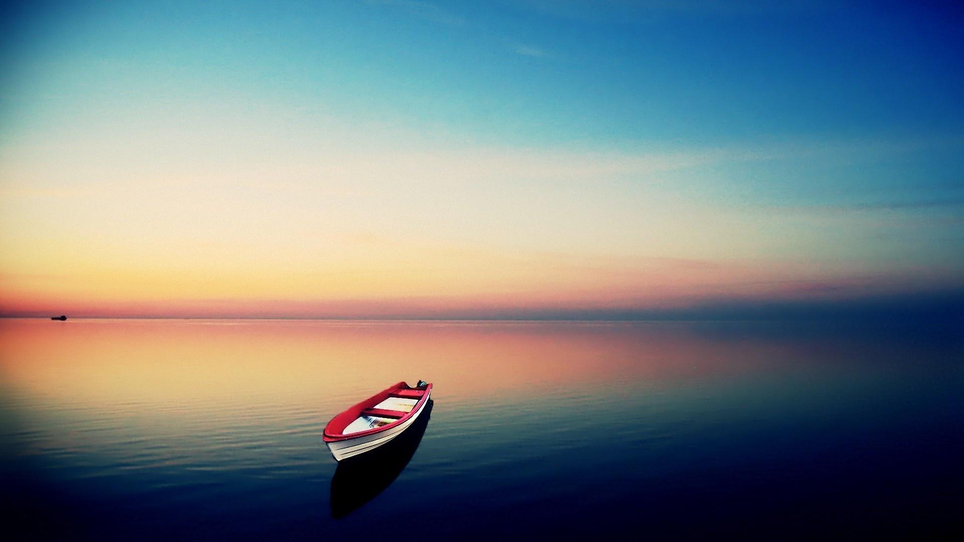 Boat Wallpaper