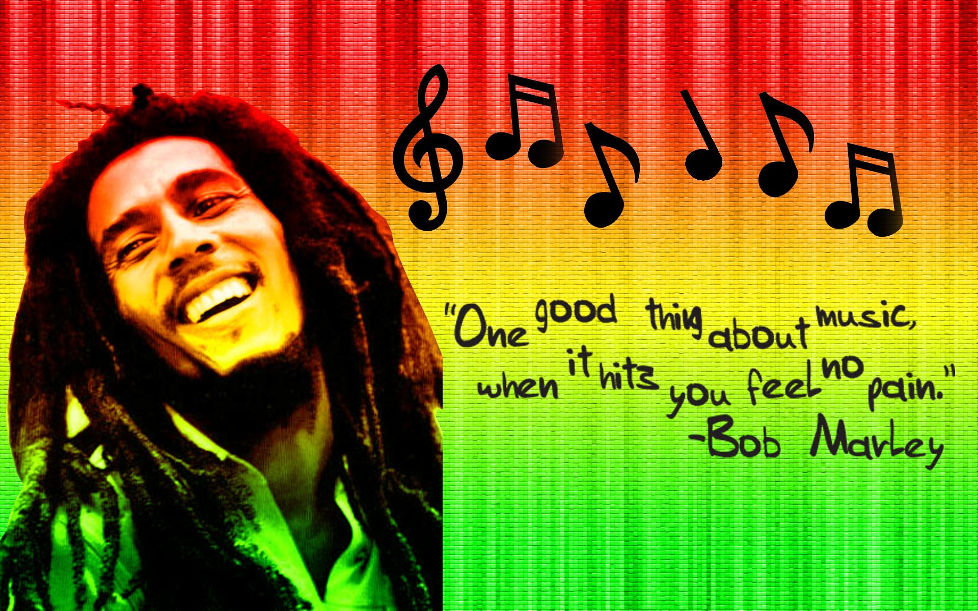 Bob Marley Reggae Music