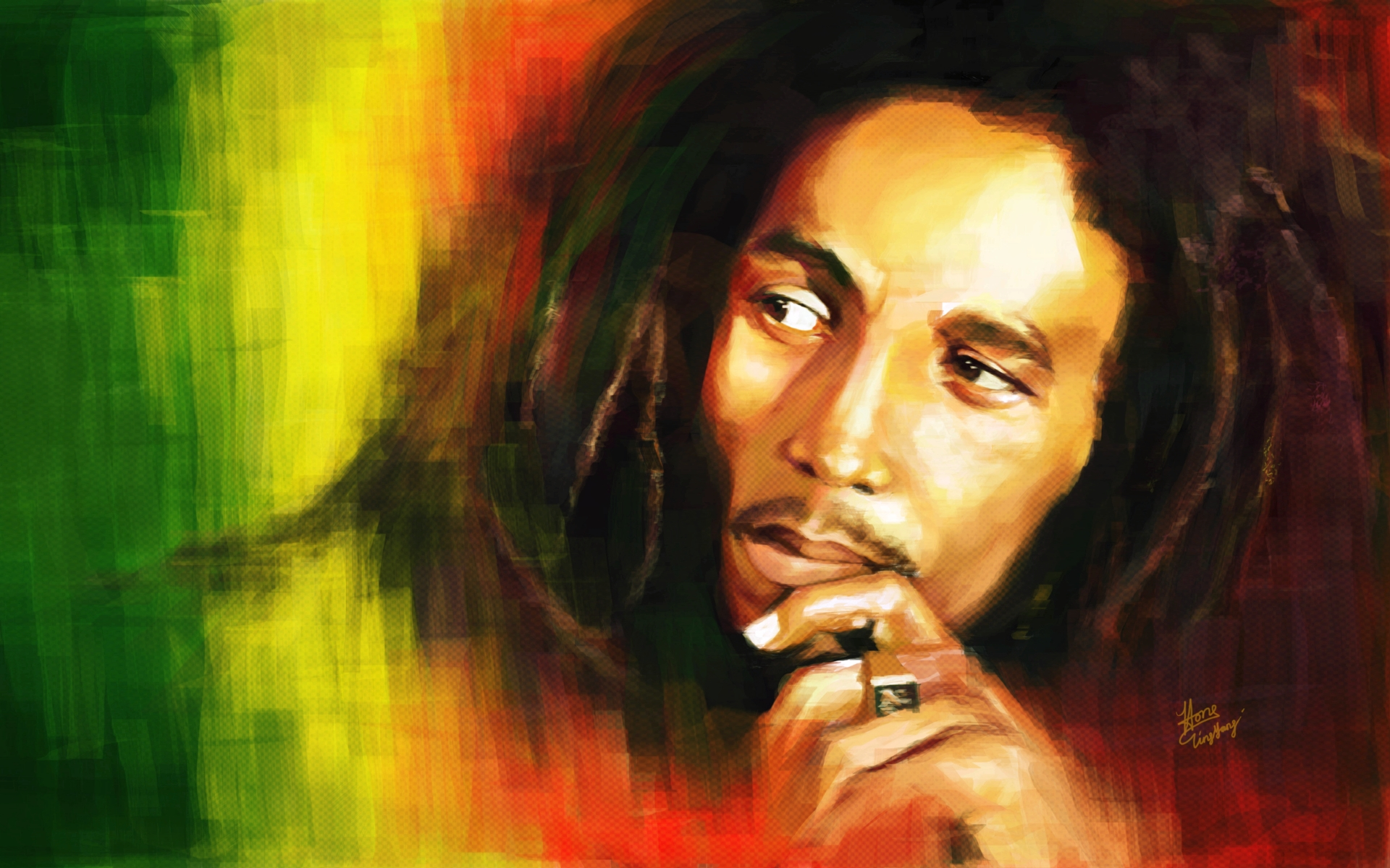 ... bob-marley-wallpapers