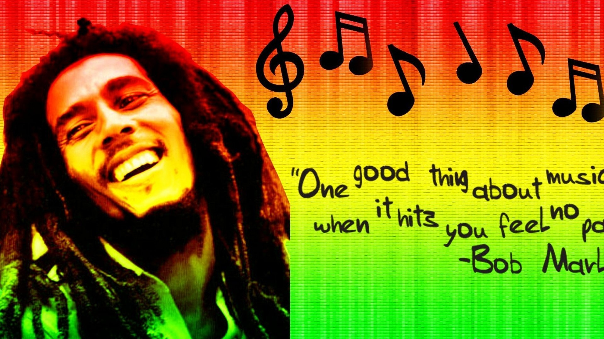 ... Bob Marley Wallpaper ...