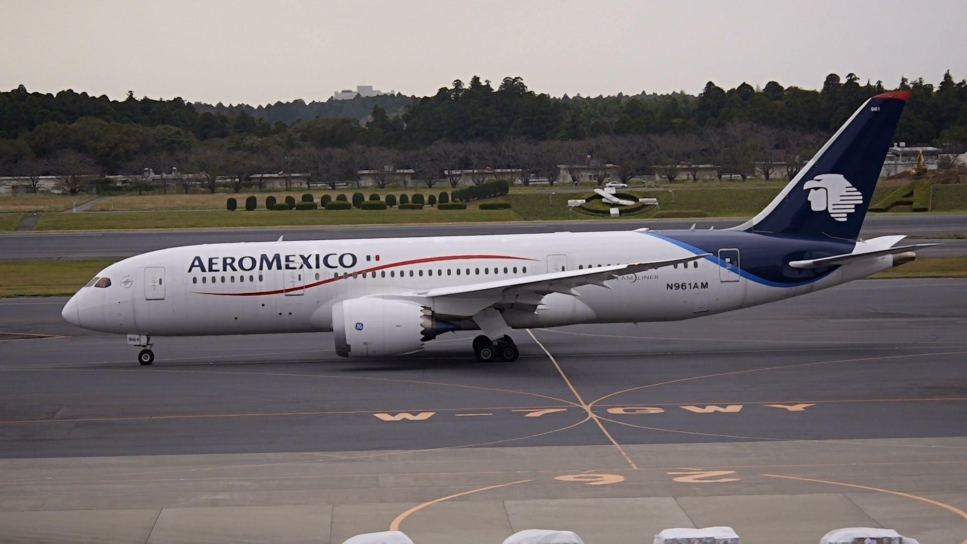 Aeromexico Boeing 787-8 N961AM [NRT/RJAA]