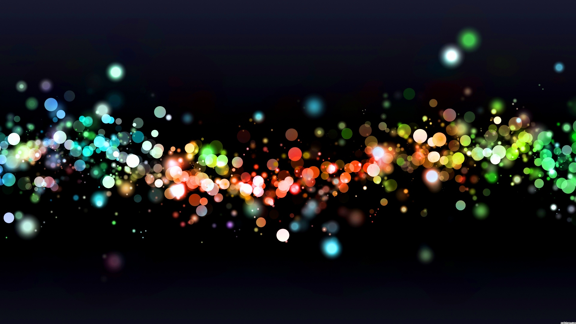 Bokeh Lights Res: 1920x1080 HD / Size:738kb. Views: 187425. More Digital Art (general) wallpapers