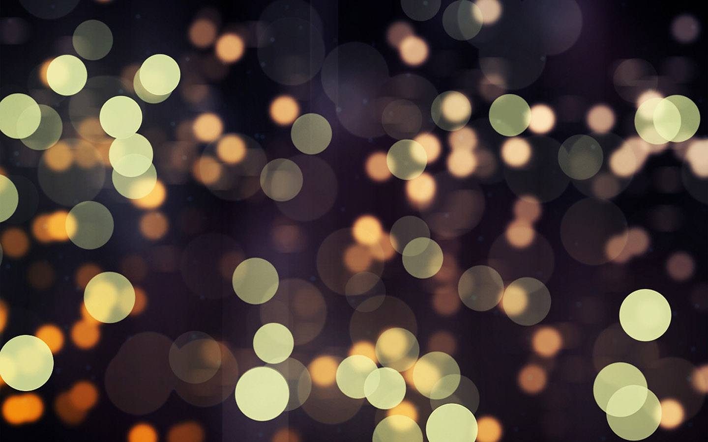 Bokeh Wallpaper