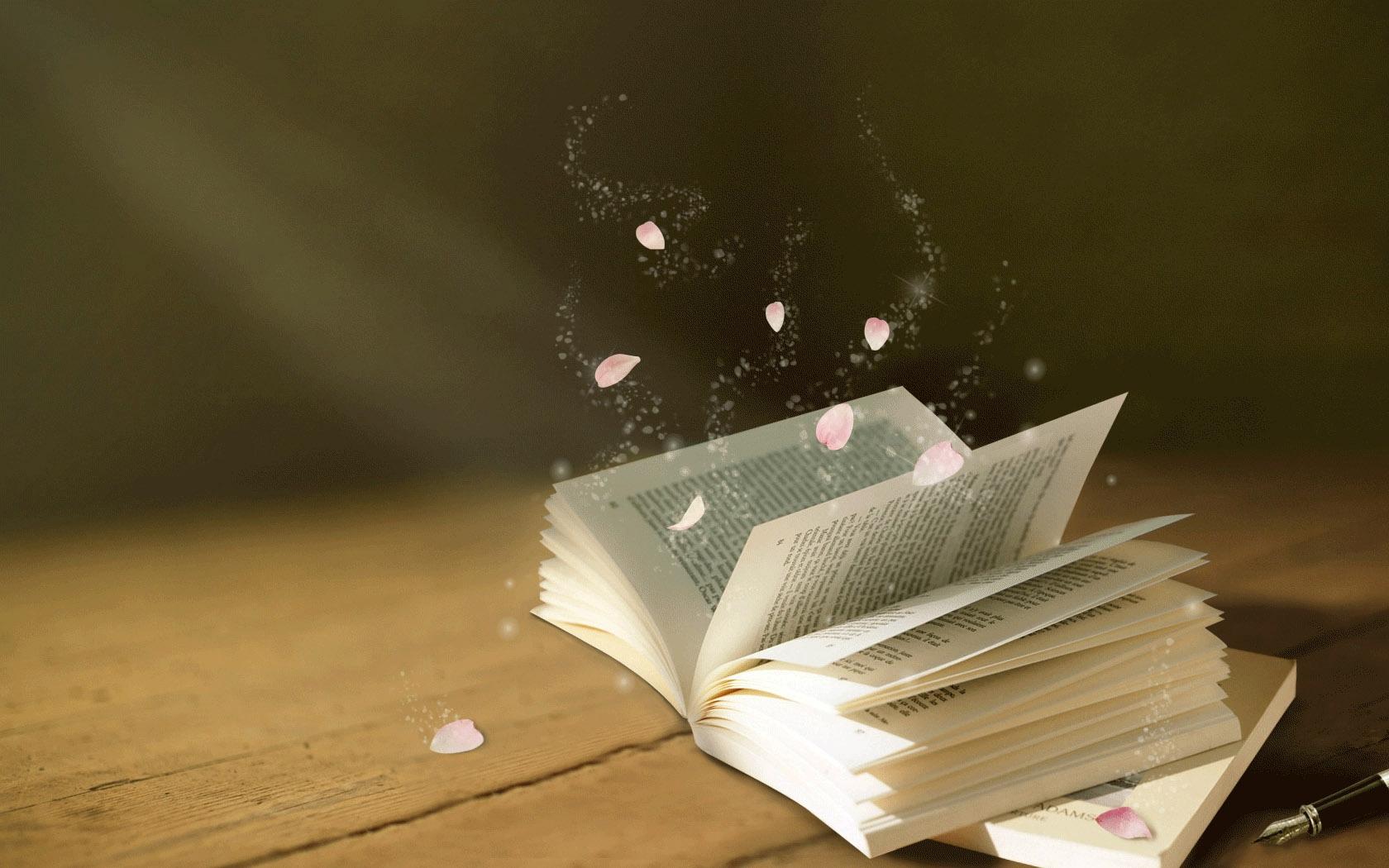 Book Wallpaper