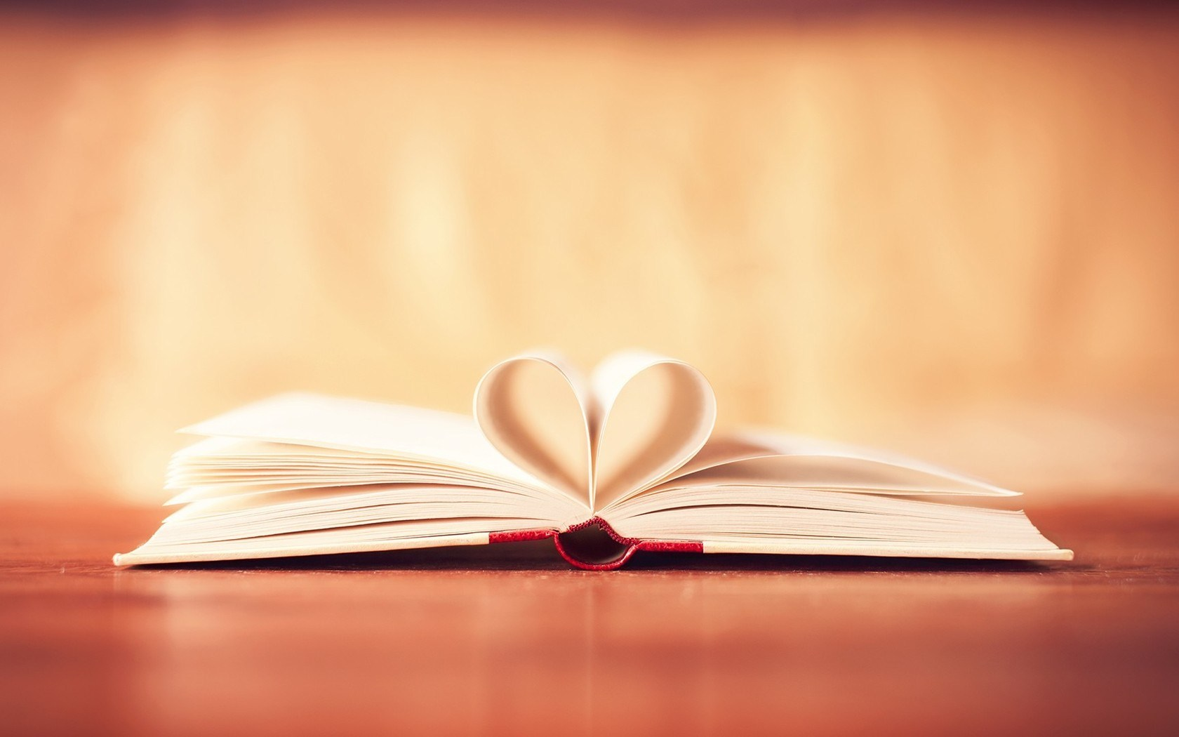 Books Heart Mood