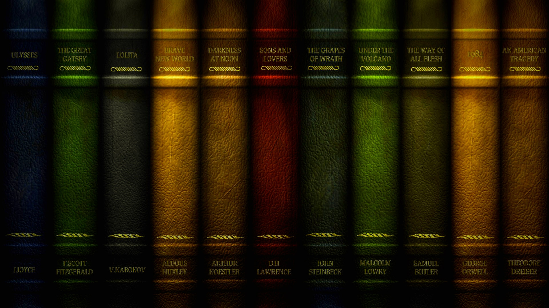 Books Wallpaper Hd