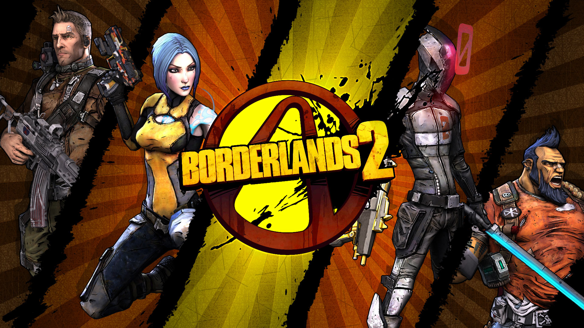 Borderlands 2 Wallpaper